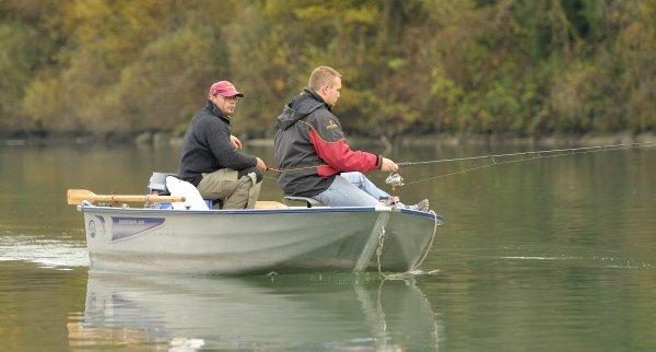 La pêche à tolyatti sur les étangs