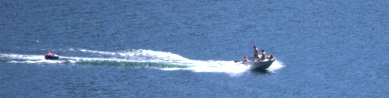 Embarquation motorisées